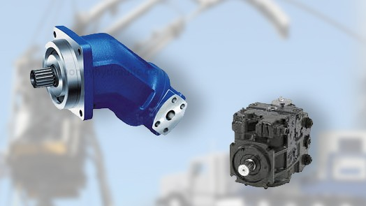 Piston Pumps, Motors, Hydrostatic Transmissions